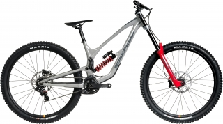 2020 Bicykel Nukeproof Dissent 290 RS Grey-Black